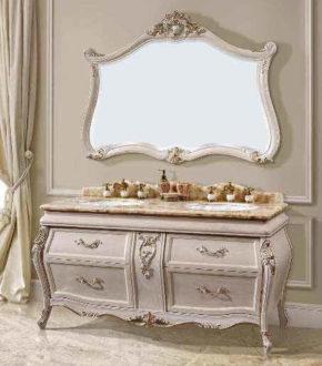Деревянная мебель в ванную комнату Энигма CL1282 | Rodecs.com.ua