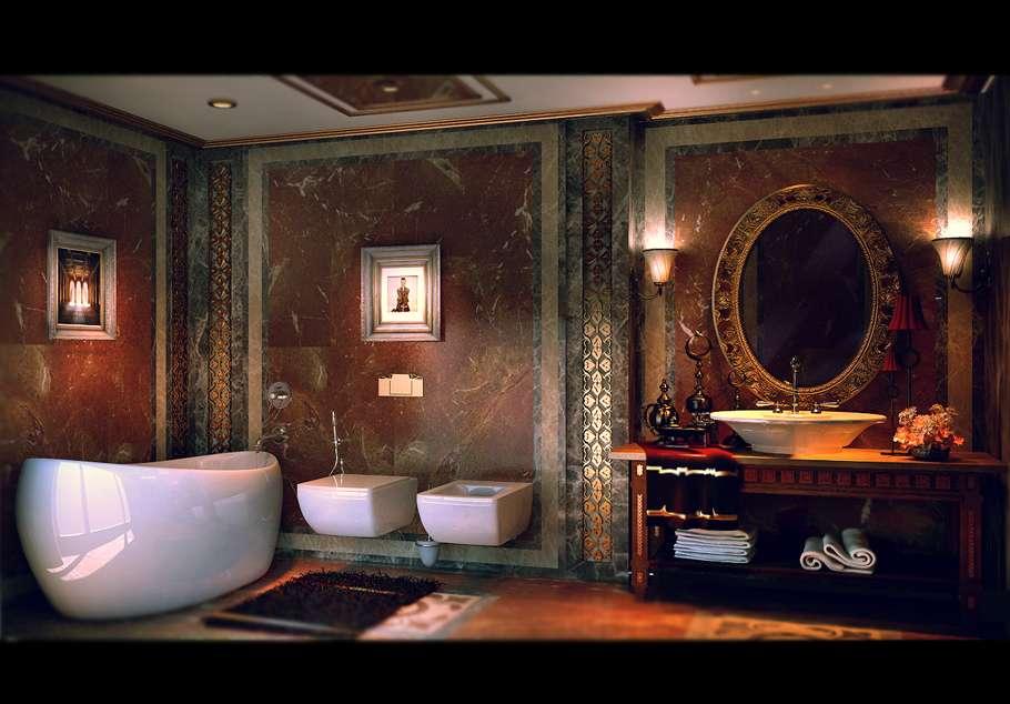 Фото каталог мебели в ванную комнату