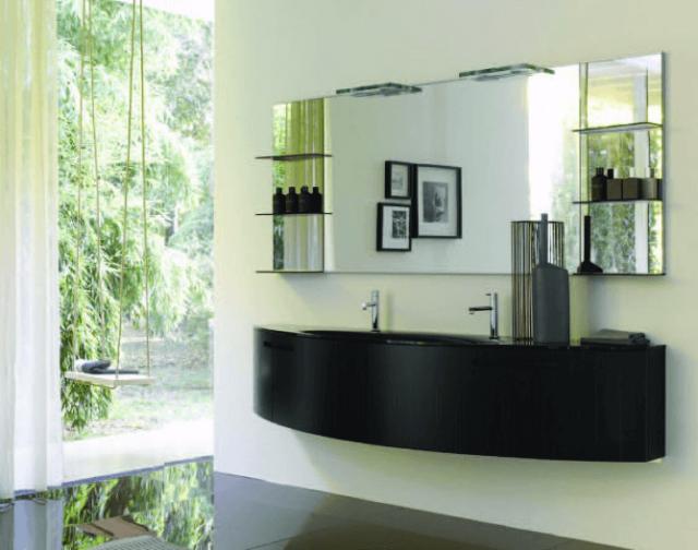 модерн мебель в ванную комнату, Millidue Symi 23 Италия