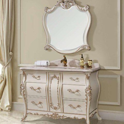 Enigma CL-1225 Классическая мебель для ванной комнаты на заказ