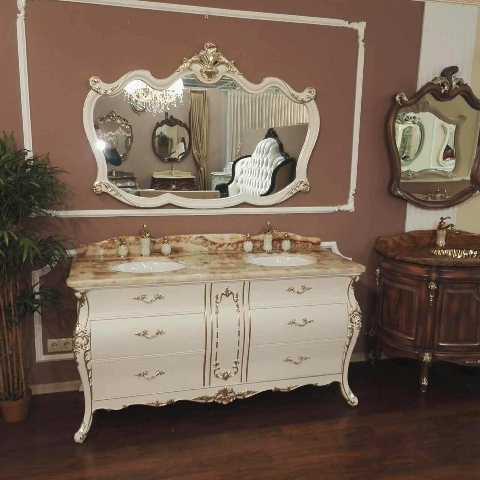 Cl1227 Комплект мебели в ванную комнату.