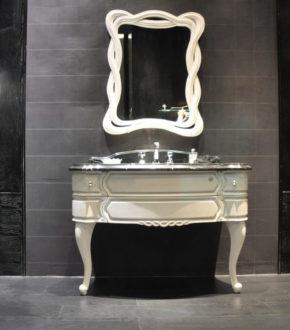 Мебель для ванной комнаты в классическом стиле - GODI