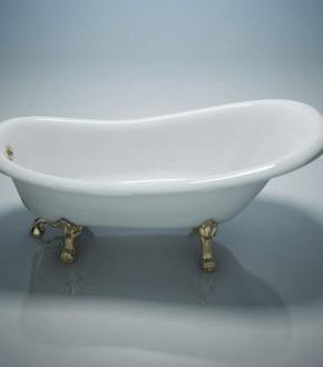Купить ванна антика в Киеве, ANTICA акриловая ванная каталог цен