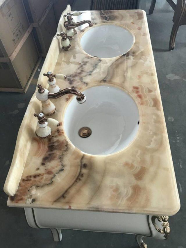 B5 Classic комплект мебели для ванной комнаты классика в Одессе
