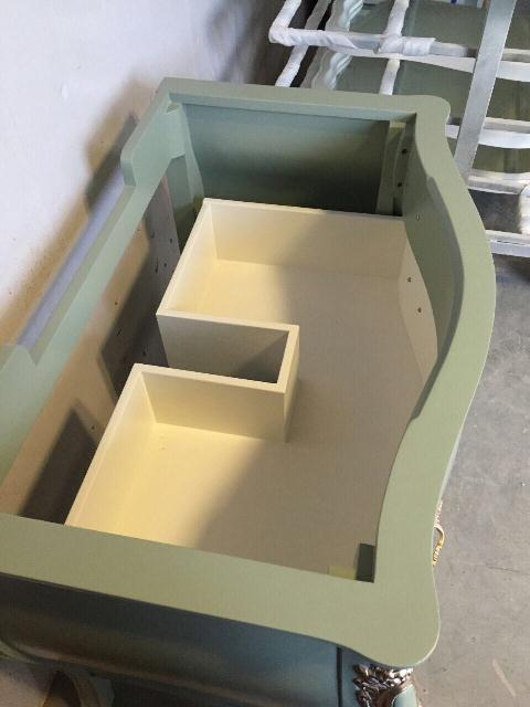 Мебель для ванной комнаты CL-F2-3, заказ ванн, смесителей
