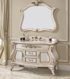 Классическая мебель для ванной, ретро комплект CL-1268 Киев, Днепр