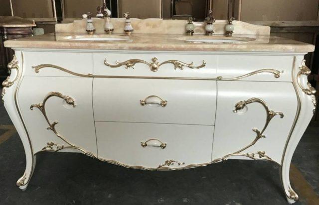 B5 Classic комплекты мебели для ванной комнаты классика в Одессе
