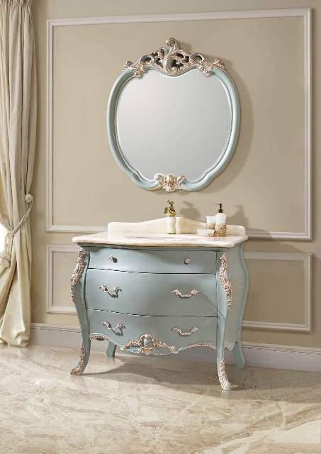 Мебель для ванной комнаты CL-F2-3, заказ ванн, смесителей, Одесса