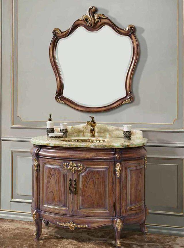 CL 1299 - комплекты мебели для ванной комнаты купить в Киеве (классика, барокко)