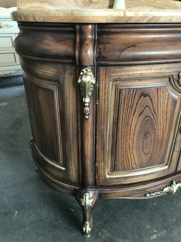 CL 1299 - комплекты мебели для ванной комнаты купить (классика, барокко)