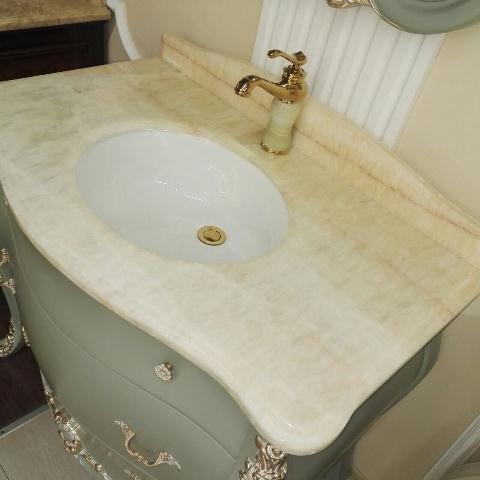 Мебель в ванную комнату CL-F2-3, заказ ванн, смесителей, Киев