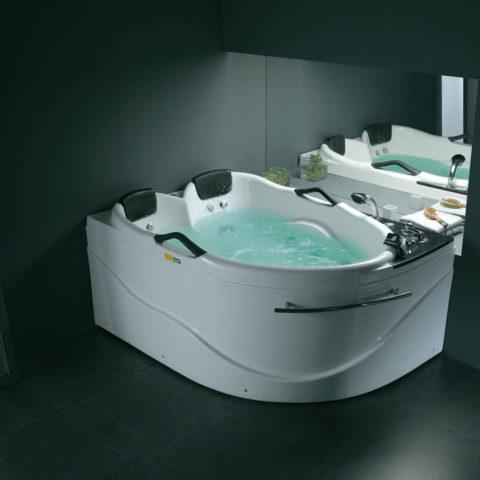 Ванная с гидромассажем купить, гидромассажная ванна HD4k