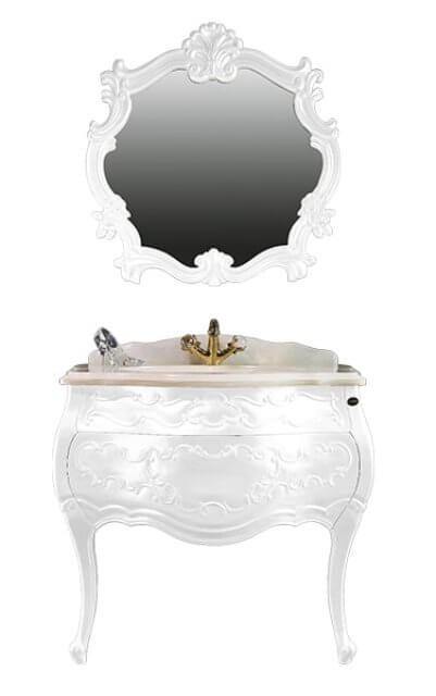 Элитная мебель для ванной комнаты ХЗ02 от Годи
