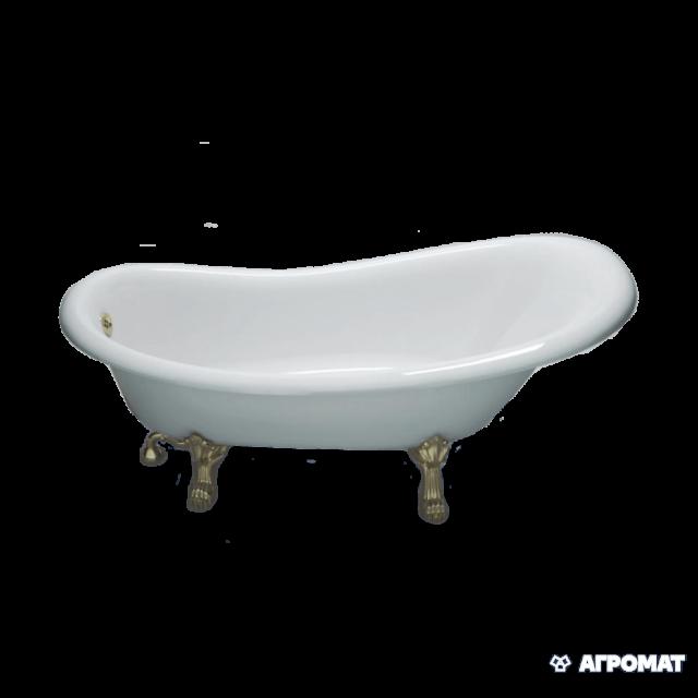антика ванная цена, классическая акриловая ванная ANTICA в Украине