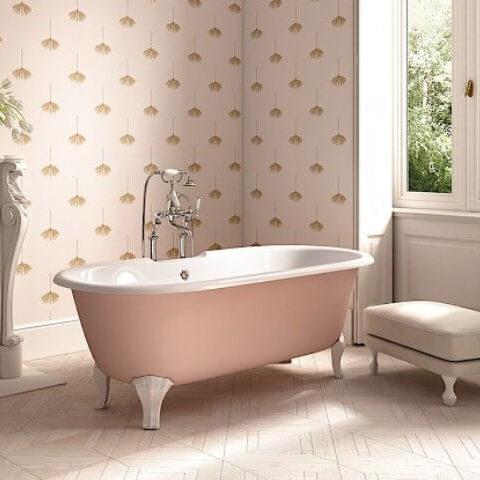 KENSINGTON - ванна на лапах, Италия