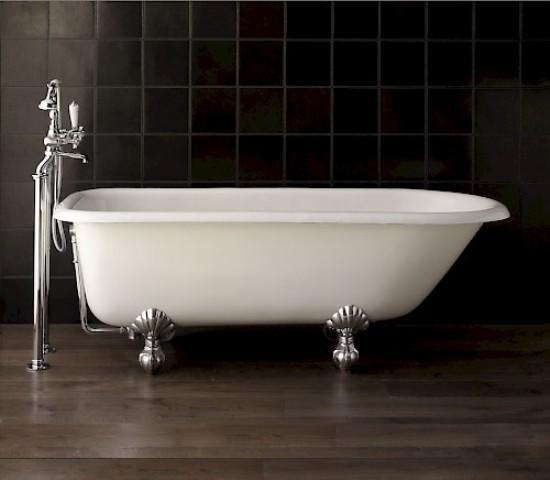 Из каких материалов сделаны ванны