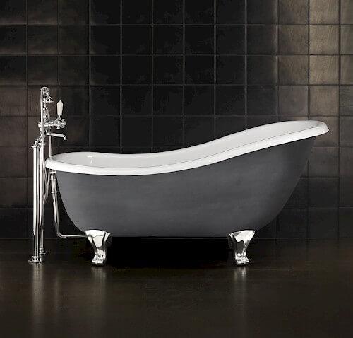 Ванна на ножках отдельностоящая недорого, Регина (Regina) Италия