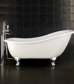 итальянская ванная на ножках отдельностоящая недорого, Регина (Regina)