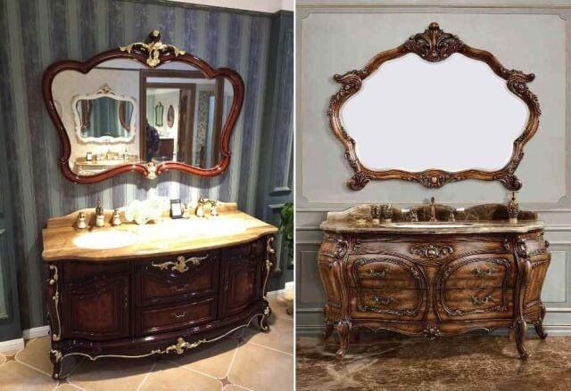 Элитная мебель для ванной Enigma (Энигма)
