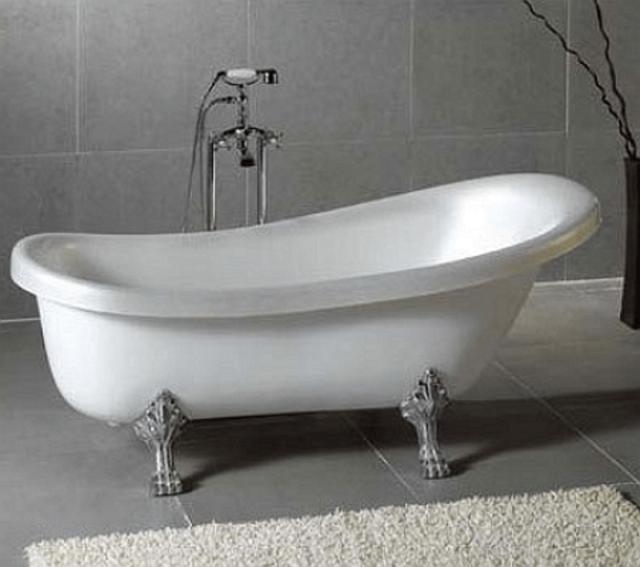 Ванна антика цена, классическая акриловая ванная ANTICA в Украине