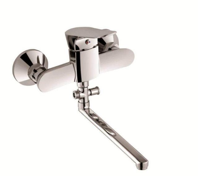 Купить кран для ванной комнаты в Одессе, Киеве SHRUDER KELN MR8005B-ND