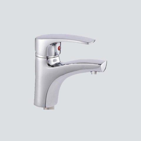 Shruder DELIS MR5006W - однорычажный смеситель для раковины