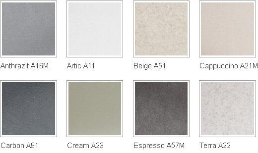 Модель AM10 доступна в таких цветах: