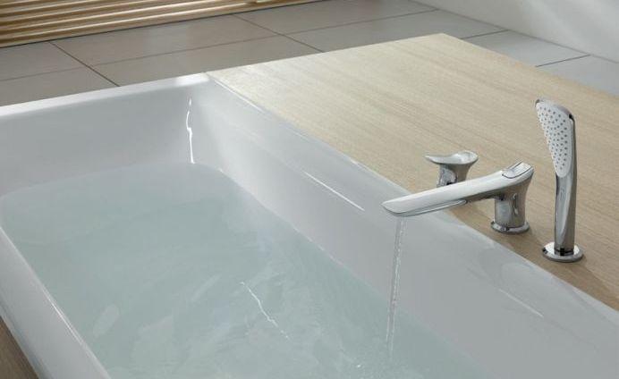 Kludi Balance - современный дизайнерский смеситель в ванную (524470575)
