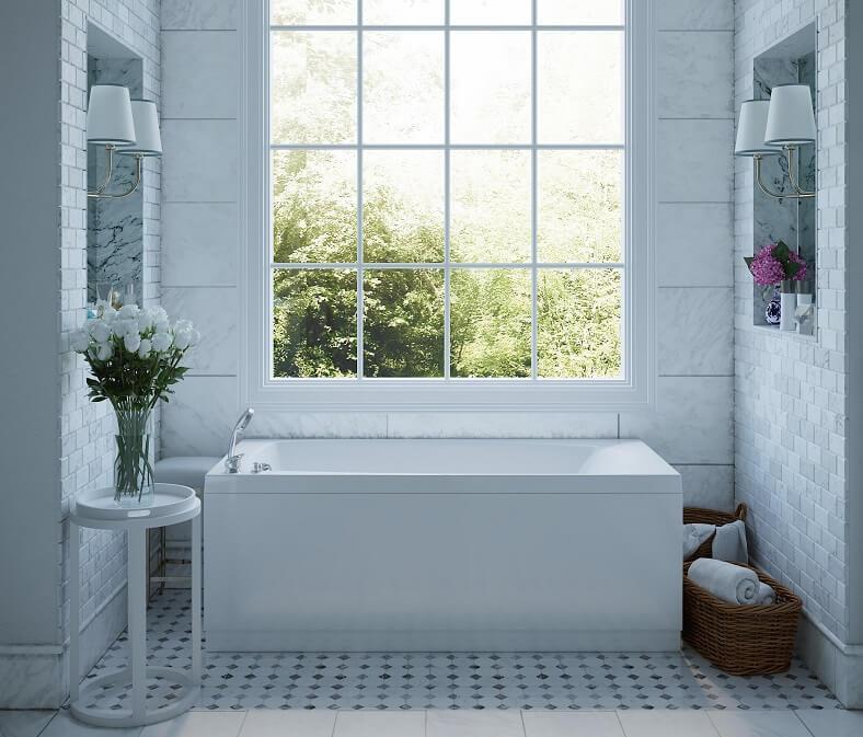 Lido WGT - премиумная итальянская ванна с гидромассажем