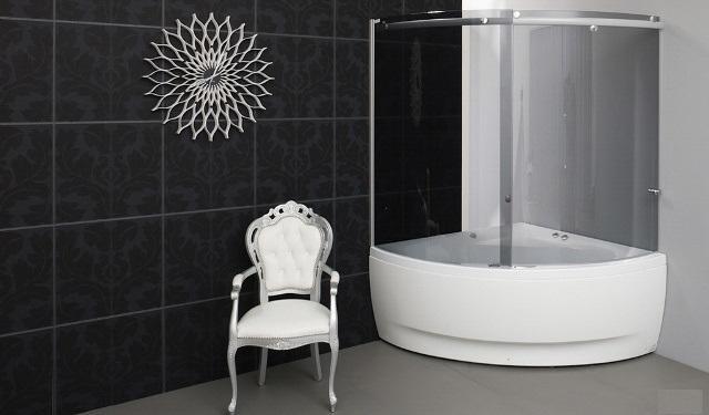 Ванная стильная дизайнерская балтеко - линеа