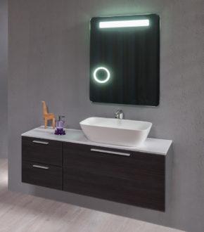 Элитная мебель для ванной Балтеко, комплект пиано