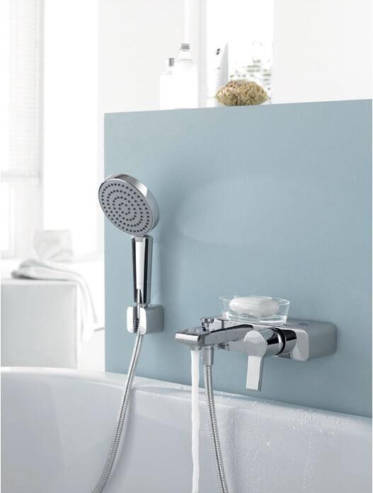 Смеситель Kludi O-CEAN 387700575 для ванны с душем смесители миглиоре купить в спб