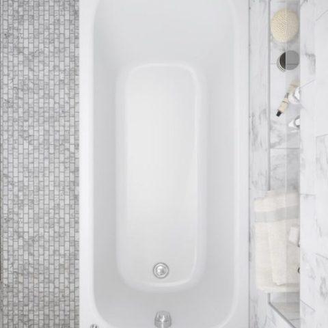 Акриловые ванны с гидромассажем, купить стильную ванну WGT Orta