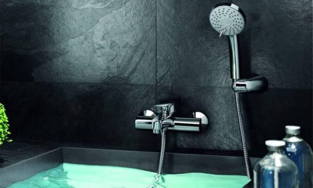 купить смеситель для ванны с душем