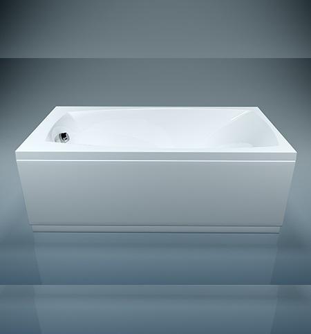 Купить trivo WGT - прямоугольную стильную ванную с гидромассажем