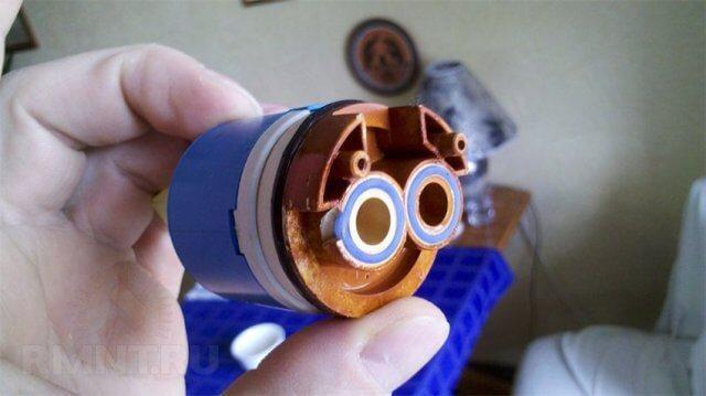 Стильный смеситель наружного типа - Kludi Zenta (386708675)