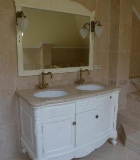 Классическая мебель для ванной комнаты GODI GM 10-11, Киев