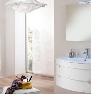 Итальянская мебель в ванную GALLA WOOD MEC 90-S купить, Киев