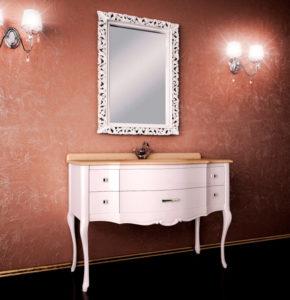 Angelique - комплект мебели для ванной комнаты, распродажа Marsan