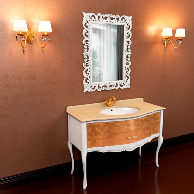 Купить ретро комплект мебели из массива дерева по хорошей цене от украинского производителя