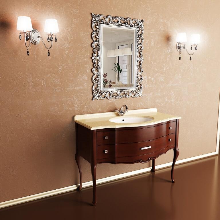 Классическая мебель для ванной конматы