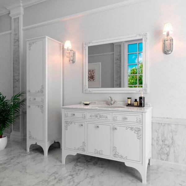 Jacqueline (Marsan) гарнитур для ванной комнаты, купить в Киеве