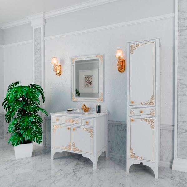 Jacqueline (Марсан) гарнитур для ванной комнаты, купить в Киеве