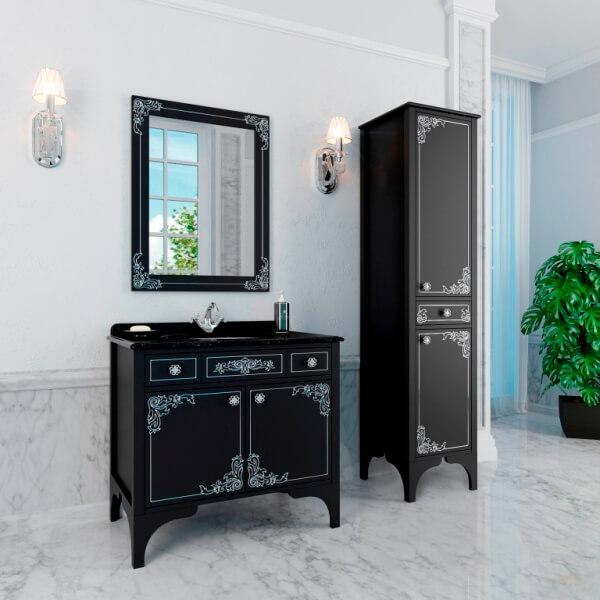 гарнитур для ванной комнаты JACQUELINE Marsan