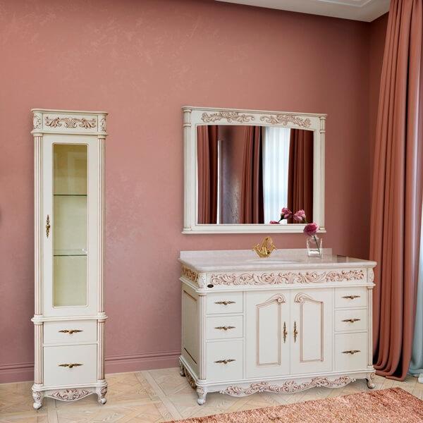 комплект мебели для ванной комнаты Olympia (Marsan)