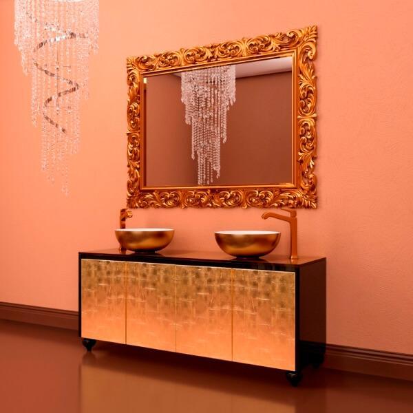 элитный комплект в ванную комнату Penelope (Marsan)