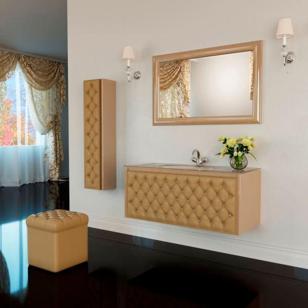 Классический гарнитур в ванную комнату Вирджиния Марсан