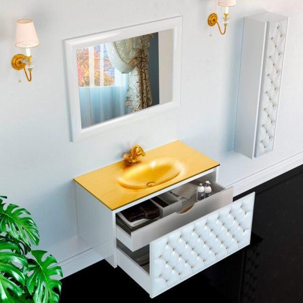 Изысканный гарнитур в ванную комнату Virginie Marsan (Марсан), купить в Киеве
