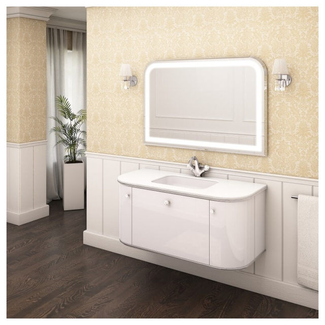 Изысканный комплект мебели в ванную Amelie (Marsan)