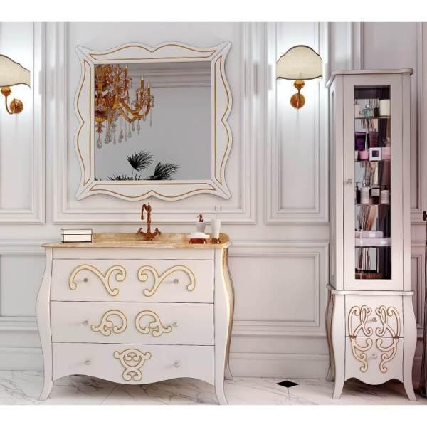 классический гарнитур для ванной